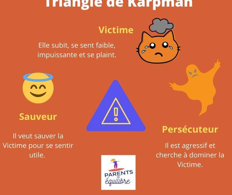 3 Clés pour Sortir du Triangle de Karpman: Comprendre, Agir & Communiquer