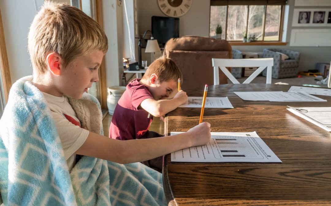 4 étapes pour CULTIVER LE PLAISIR D'APPRENDRE EN FAMILLE