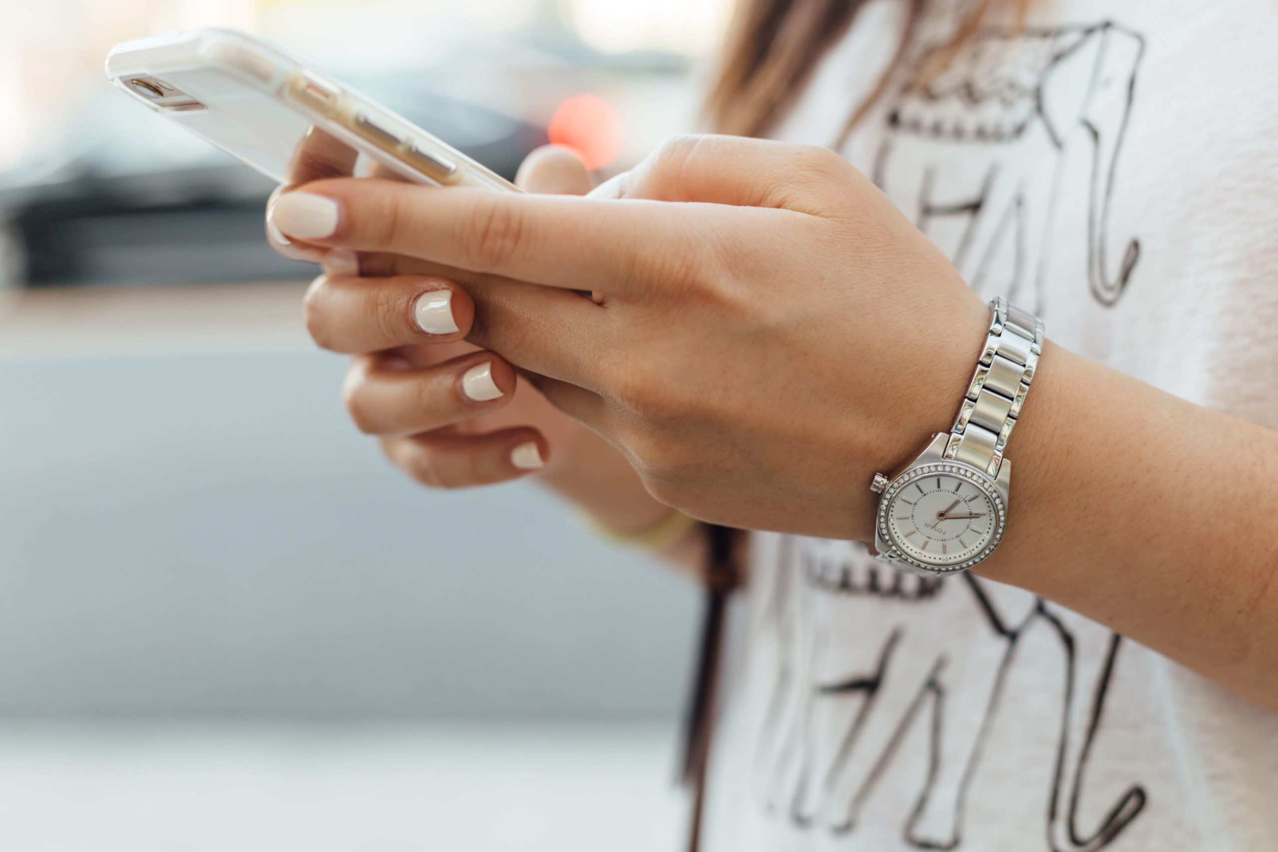smartphone at apprentissages